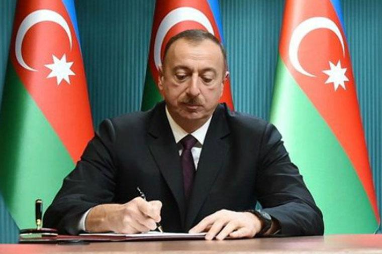 İlham Əliyev üç fərman imzaladı
