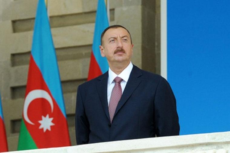Prezident inzibati binanın açılışında iştirak etdi