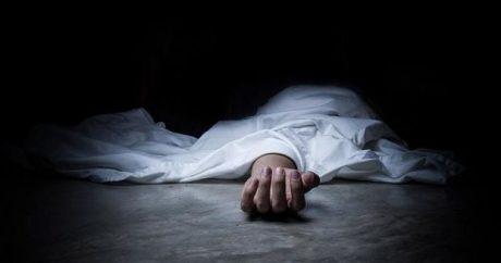 Qonaq getdiyi evdə öldü